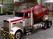 Thumbnail for Cement Mixer Truck