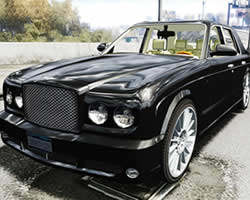 Bentley Arnage Puzzle thumbnail