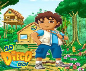 Thumbnail for Diego Adventure