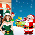 Thumbnail of Santa Juice Party