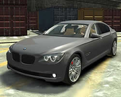 BMW 7 Series Puzzle thumbnail