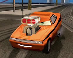 Thumbnail of Snotrod Cars Puzzle