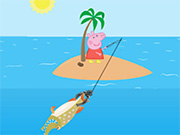Thumbnail of Peppa Pig Fishing Day
