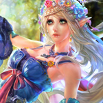 Thumbnail for Colorful Fantasy Girl Stars