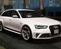 Thumbnail for Audi RS4 Avant