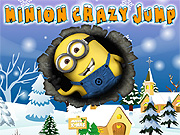 Thumbnail of Minion Crazy Jump