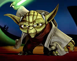 Thumbnail for Star Wars Yoda Man