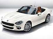 Thumbnail of Fiat 124 Spider Jigsaw