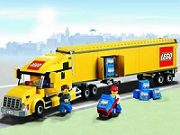 Thumbnail for Lego Truck Jigsaw