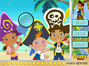 Thumbnail of Jake the Pirate Hidden Stars