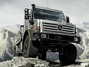 Thumbnail for Unimog Truck Jigsaw