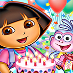 Thumbnail of Dora Hidden Objects