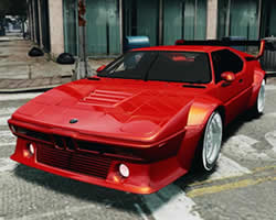 Thumbnail for BMW M1 Puzzle