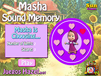 Thumbnail for Masha Sound Memory