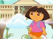 Thumbnail of Dora Find Flying Castle