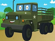 Army Trucks Hidden Letters thumbnail