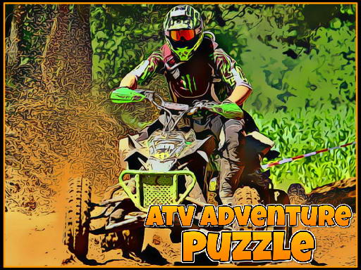 Thumbnail of ATV Adventure Puzzle
