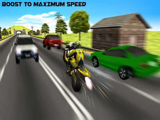 Highway Rider Motorcycle Racer 3D thumbnail