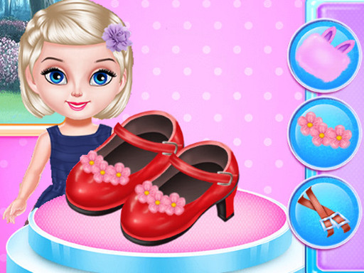 Little Princess Fashion Shoes Design thumbnail