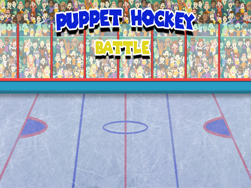 Thumbnail of Puppet Hockey Battle
