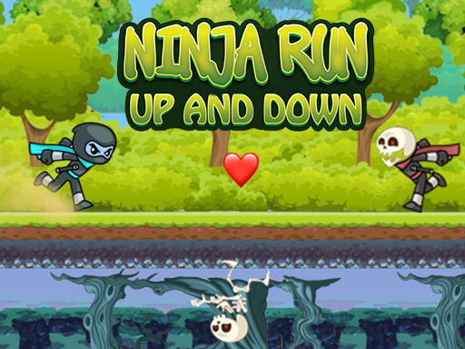 Ninja Run Up and Down thumbnail