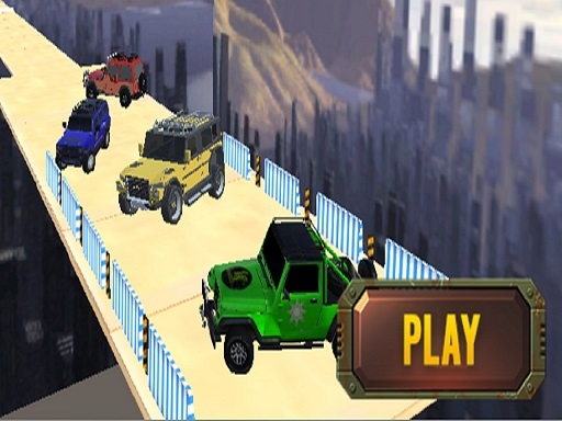 Thumbnail for Uphill Mountain Jeep Drive 2k20