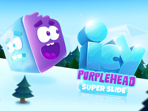 Thumbnail of Icy Purple Head 3. Super Slide