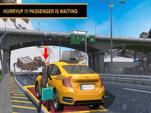 Thumbnail of Modern City Taxi Service Simulator
