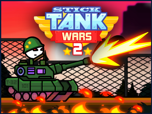 Thumbnail for Stick Tank Wars 2