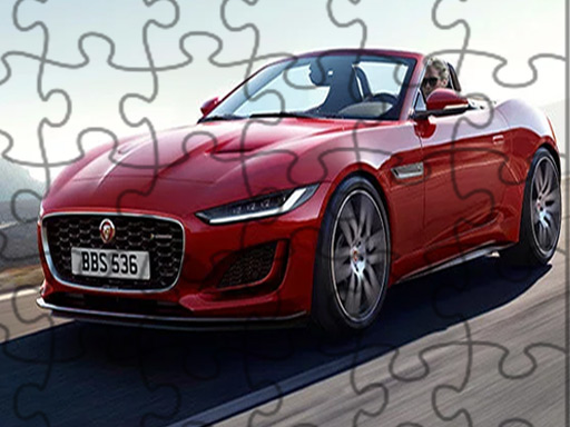 Sports Cars Jigsaw thumbnail