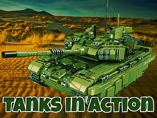Tanks in Action thumbnail