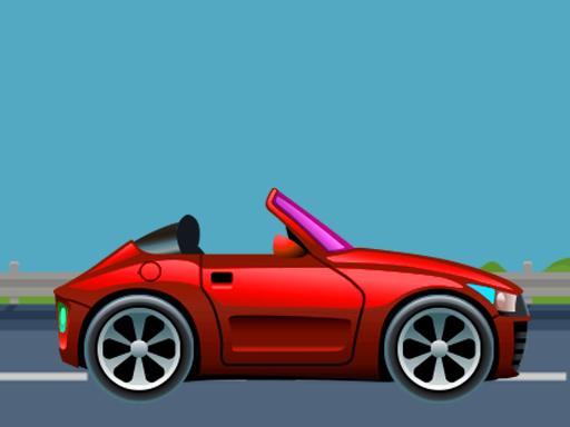 Thumbnail of Cute Cars Puzzle