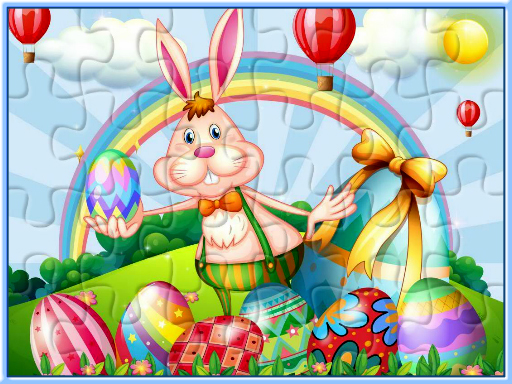 Thumbnail of Easter Jigsaw Deluxe