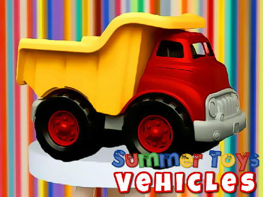 Summer Toys Vehicles thumbnail