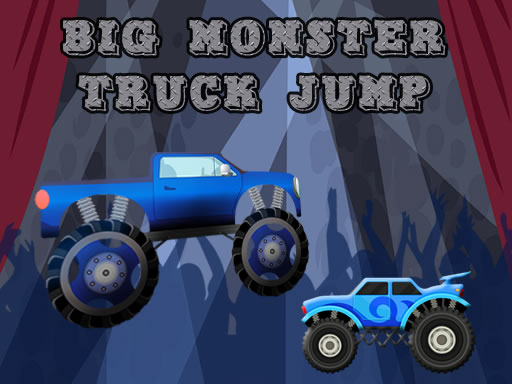 Big Monster Truck Jump thumbnail