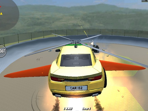 Supra Crash Shooting Fly Cars thumbnail