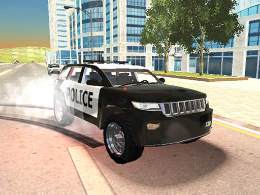 Police Car Simulator 3d thumbnail
