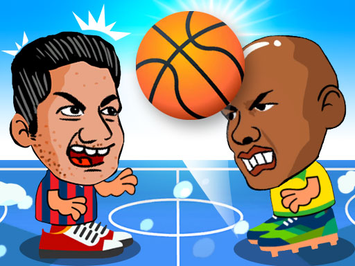 2 Player Head Basketball thumbnail