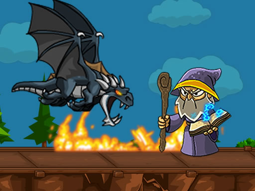 Dragon vs Mage thumbnail