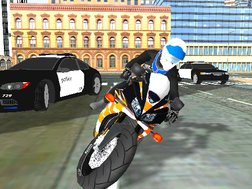 City Police Bike Simulator thumbnail