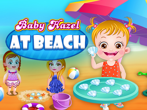 Baby Hazel At Beach thumbnail
