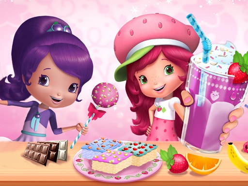 Strawberry Shortcake Sweet Shop thumbnail