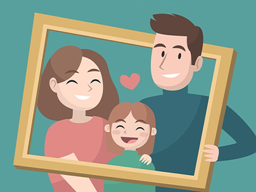 Happy Family Puzzle thumbnail