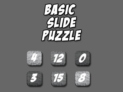 Thumbnail of Classic Slide Puzzle
