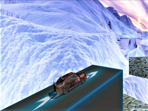 Thumbnail of Impossible Car Stunt Driving Ramp Car Stunts 3D