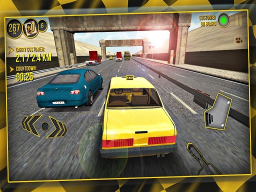 City Taxi Car Simulator 2020 thumbnail