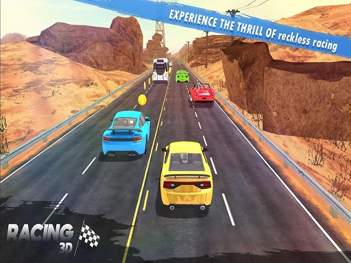 Racing 3D Extreme Car Race thumbnail
