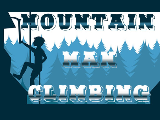 Mountain Man Climbing thumbnail