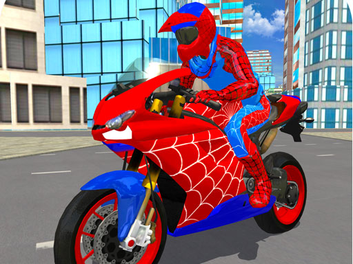 Hero Stunt Spider Bike Simulator 3d 2 thumbnail