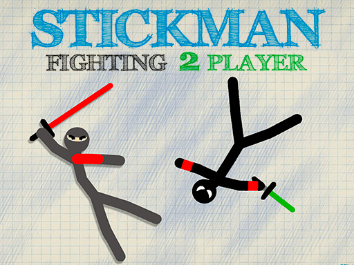 Stickman Fighting 2 Player thumbnail